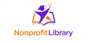 Nonprofit Library Logo